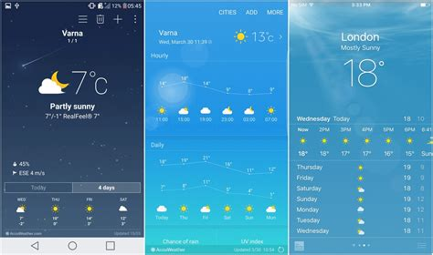 weather app for iphone lg g5 lg ux vs samsung galaxy s7 touchwiz vs apple
