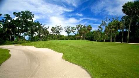 Course At Hammock by Golf America Feature Creek Course At Hammock Dunes