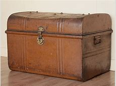 Old Metal Trunk Sold Scaramanga