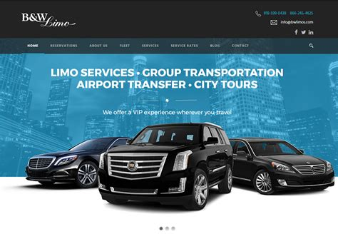 Limo Service Los Angeles by Limo Services Los Angeles Seo Services Malta