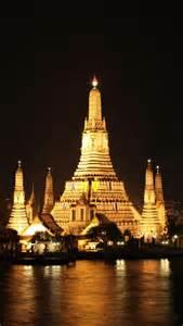 Bangkok Thailand at Night