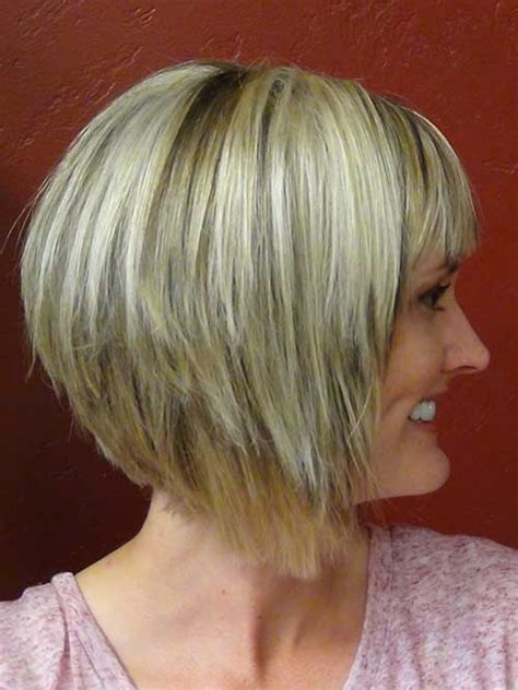 short stacked hairstyles with bangs 15 short stacked haircuts short hairstyles 2018 2019