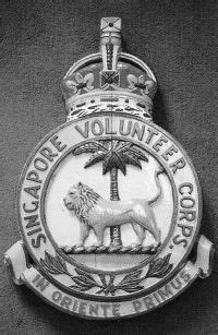 Straits Settlements Volunteer Force Wikipedia