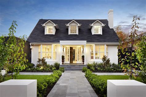 cape cod style home classic homes