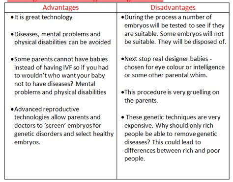 designer babies pros and cons pros cons your designer baby