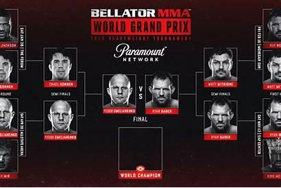 Bellator Heavyweight Prix Grand Bracket Tournament Second
