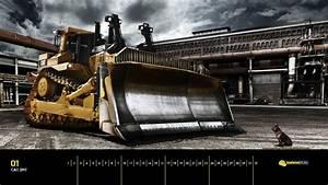 Caterpillar Machines Wallpaper - WallpaperSafari