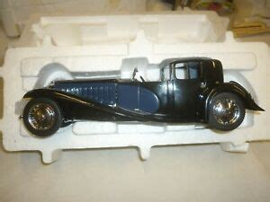 Replica of coupe napoleon, made for the french film rebus with an american v8 engine, now residing in the sinsheim auto & technik museum. A franklin mint scale model of a 1930 Bugatti Royale coupe de-ville. boxed | eBay