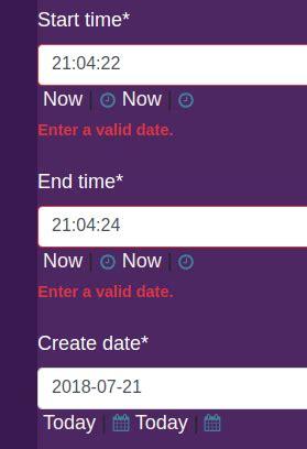 admin date selection calendar in django forms python using django time date widgets in custom form