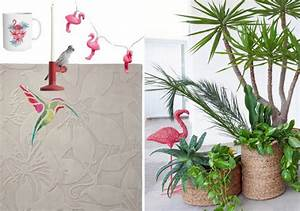 oiseaux de paradis joli place With idees deco jardin exterieur 11 des flamants roses dans la deco joli place