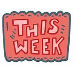 Icon Week Icons Sno Biz Svg Rosie
