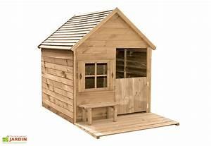 Maison Jardin Pour Enfant : maison pour enfant bois heidi forest style ~ Premium-room.com Idées de Décoration