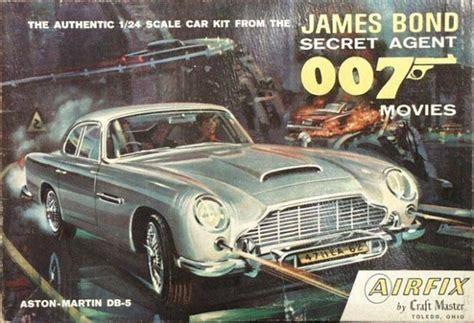 The Most Stunning 007 Car, Db5 Aston Martin