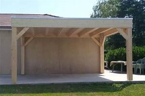 carport bois mayenne a acheter pinterest carport With materiaux exterieur de maison 10 maison en bois les cabanes dolivier cabane en bois