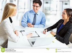 Group Of Business People Stock Photo - Image: 48885457