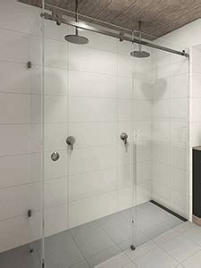 frameless sliding shower door shower screens pivotech