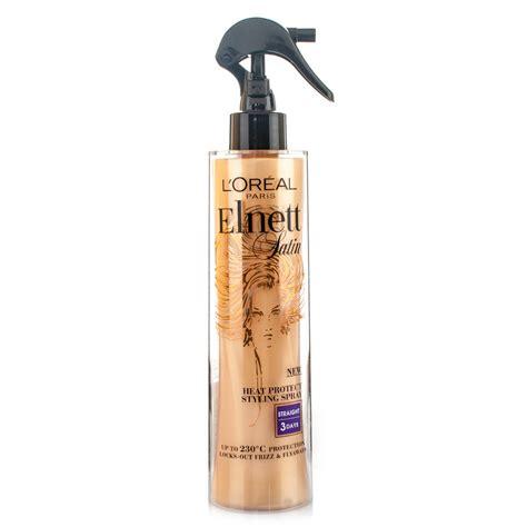 öl Spray Küche by L Oreal Elnett Sleek Heat Protect Spray Chemist Direct