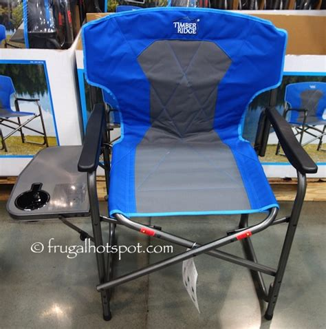 Timber Ridge Folding C Chair by Costco Sale Timber Ridge Director S Chair 22 99 Frugal