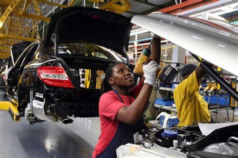 2012 márciusában nyitotta meg gyárát kecskeméten. Mercedes-Benz South Africa five-fer consolidates top world plant ranking