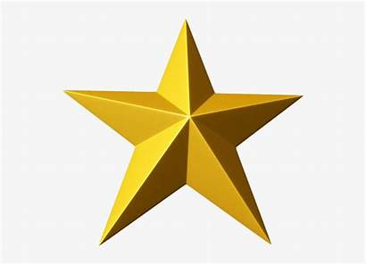 Star Clipart Gold Stars Clip 3d Background