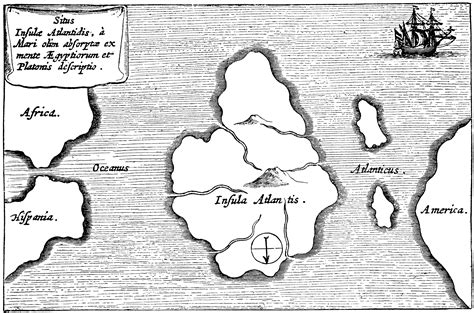 Top 6 Theories About Atlantis History Lists