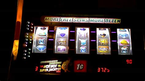 Hot Hot Super Jackpot Slot Machine Bonus Win At Mt Airy