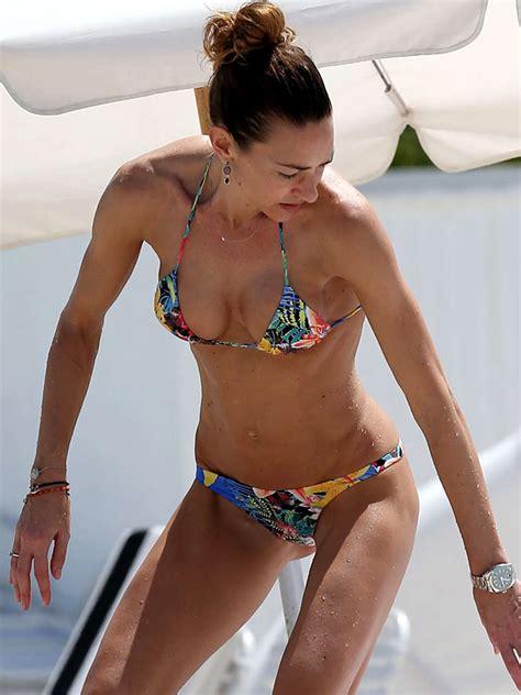 andrea burstein bikini miami beach   gotceleb