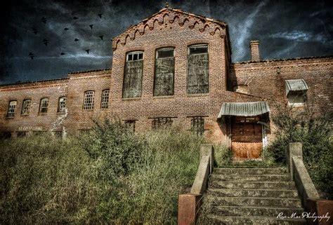 abandoned historic sunny acres detention facility san