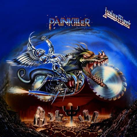painkiller artwork tracklist