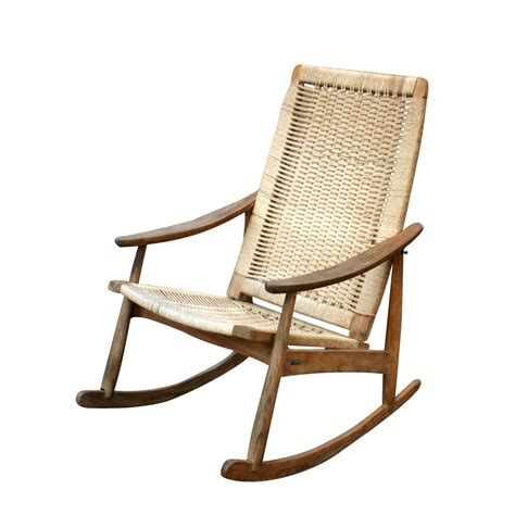 lounge chair and ottoman set details about danish vintage rocking lounge chair and