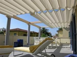 Sonnensegel Für Balkon : pergola mit sonnensegel eine absolute wohlf hlgarantie ~ Frokenaadalensverden.com Haus und Dekorationen