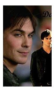 Damon Salvatore by TwilightEdward04 on deviantART | Damon ...