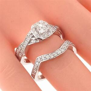VIP Jewelry Art 130 CT Braided Princess Cut Diamond