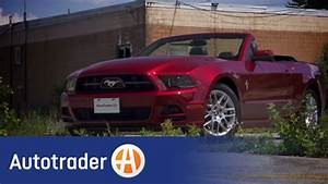 2014 Ford Mustang - Convertible   New Car Review   Autotrader - YouTube