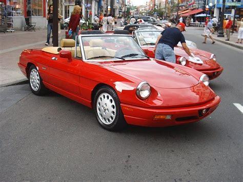 Alfa Romeo Spider Wheels by Alfa Romeo Spider S4 Eternal Cars Alfa