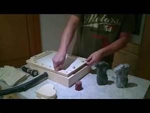 Formen Für Beton : neu formen aus plastik f r beton gips oder keramik jetzt ganz einfach selber machen youtube ~ Yasmunasinghe.com Haus und Dekorationen