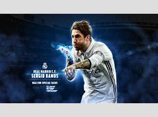 Sergio Ramos Real Madrid 20162017 Wallpaper by szwejzi on