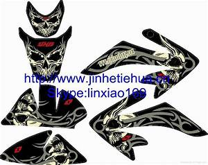 Graphic Design Stickers For Dirtbikes