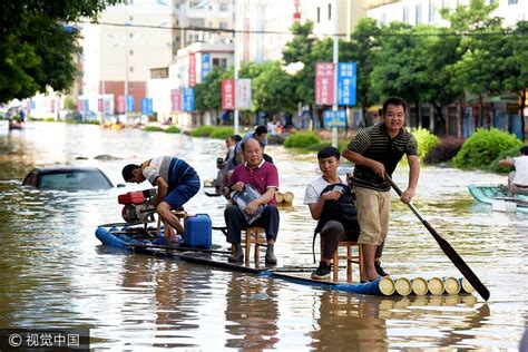 Row Your Boat In Chinese by Row Row Row Your Boat Life In Flooded Guangxi 4