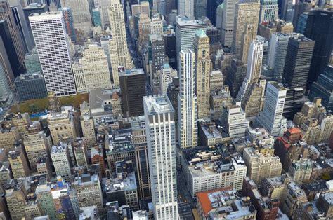 Skyline, Skyscraper, New York, Manhattan