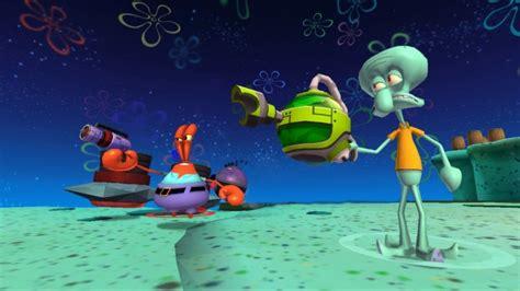 spongebob squarepants planktons robotic revenge review