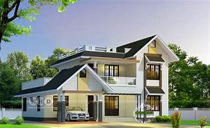 Contemporary, Houses, Design, Concept, By, Khd