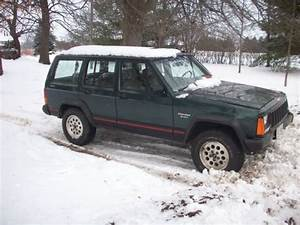 Wiring Diagram For A 94 Jeep Cherokee