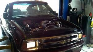 S10 Start Big Stuff 3  Forged Turbo 4 3 262 V6  Pt