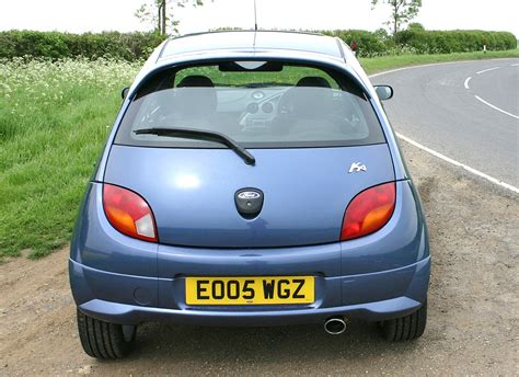 ford ka hatchback   features equipment