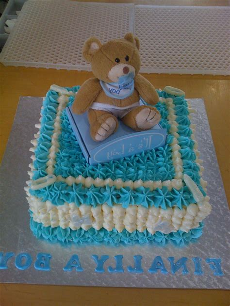 cake decoration ideas for boy baby boy shower cake decorations gallery picture cake