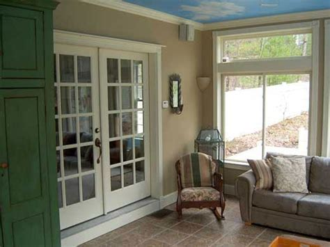 french doors  sunroom   home pinterest