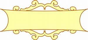 Gold Scroll Frame Clip Art | Clipart Panda - Free Clipart ...