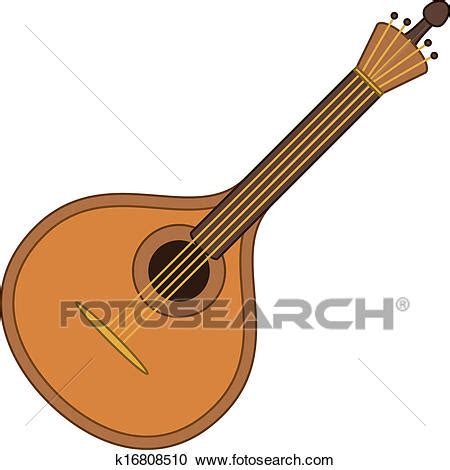 clipart  musical instrument mandolin  search