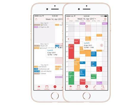best iphone calendar app the best calendar app for iphone the sweet setup Best